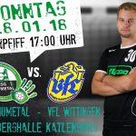 HSG Rhumetal_SpielankündigungWittingen2